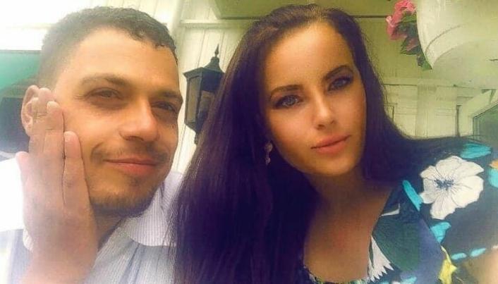FLYTTET SAMMEN: Tommy og kjæresten Andrea Maria Jager fra Kolbotn har vært sammen i drøye to år. Tommy hyller kjæresten i den nye låten «Dypt vann».