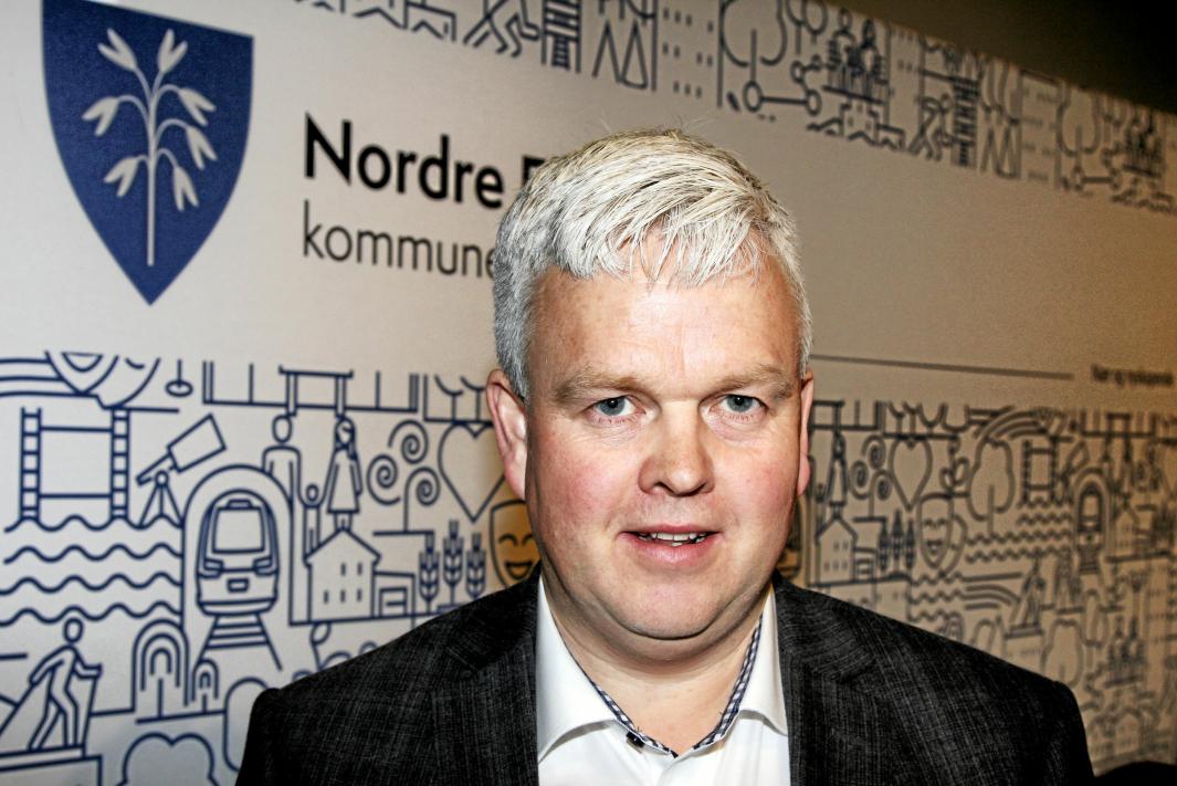 KOMMER MED TILSVAR: Knut Tønnes Steenersen (FrP). Foto: Sigbjørn Vedeld