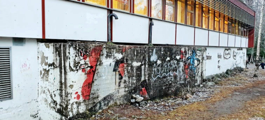 En hel skole har blitt borte i budsjettoverskridelsene