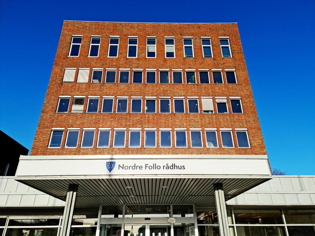 TOPPTUNGT: Nordre Follo kommune har en topptunge organisasjon, med enda flere ledere på alle nivåer enn før kommunesammenslåingen for ett år siden.