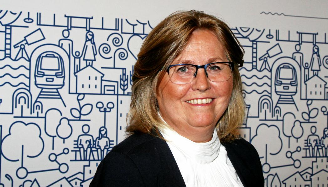 OPPTATT AV PENSJON: Anne Kristine Linnestad (H) er medlem av Finanskomiteen og stortingsrepresentant for Akershus Høyre. Foto: Sigbjørn Vedeld
