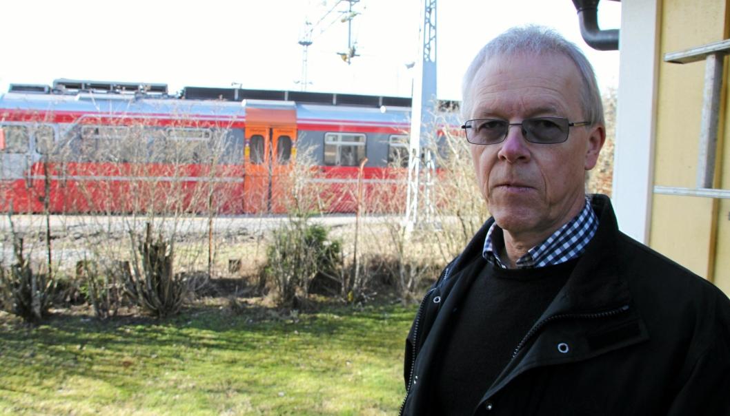 HAR STORE FORVENTNINGER: «Vi er svært spent på de forslagene som den kommunale administrasjonen vil legge fram for oss mot våren», skriver Reidar Aasgaard (Sp). Foto: Yana Stubberudlien