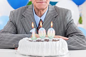 Har flest 100-åringer i Follo