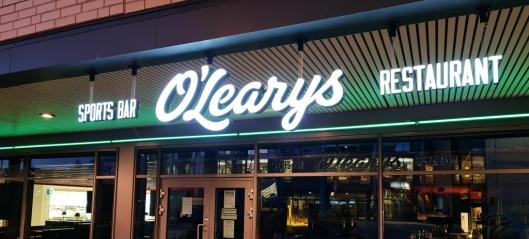 O'Learys er slått konkurs