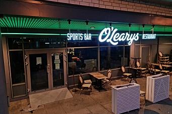 Starter jakten på O'Learys-erstatter