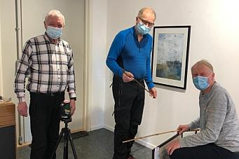 Fire kunstnere – fire uttrykk
