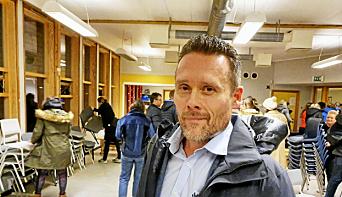 KOMMUNALSJEF: Sten Tore Svennes er kommunalsjef for oppvekst og læring i Nordre Follo.