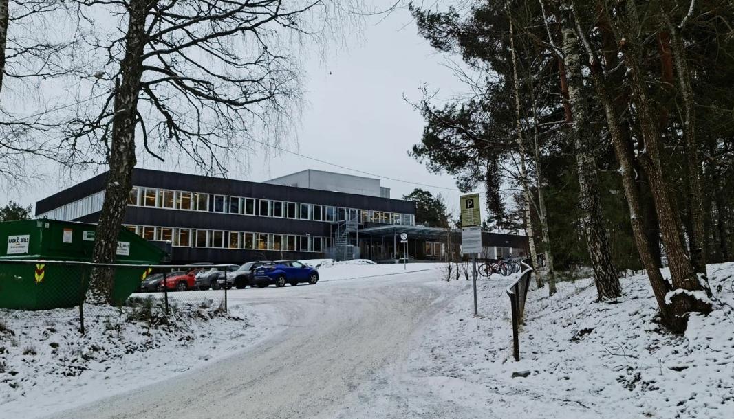 SMITTE: Ingieråsen skole kom igjen i fokus forrige uke etter ett smittetilfelle av Covid-19.