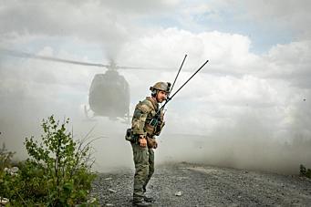 Varsler økt helikopteraktivitet fra Rygge