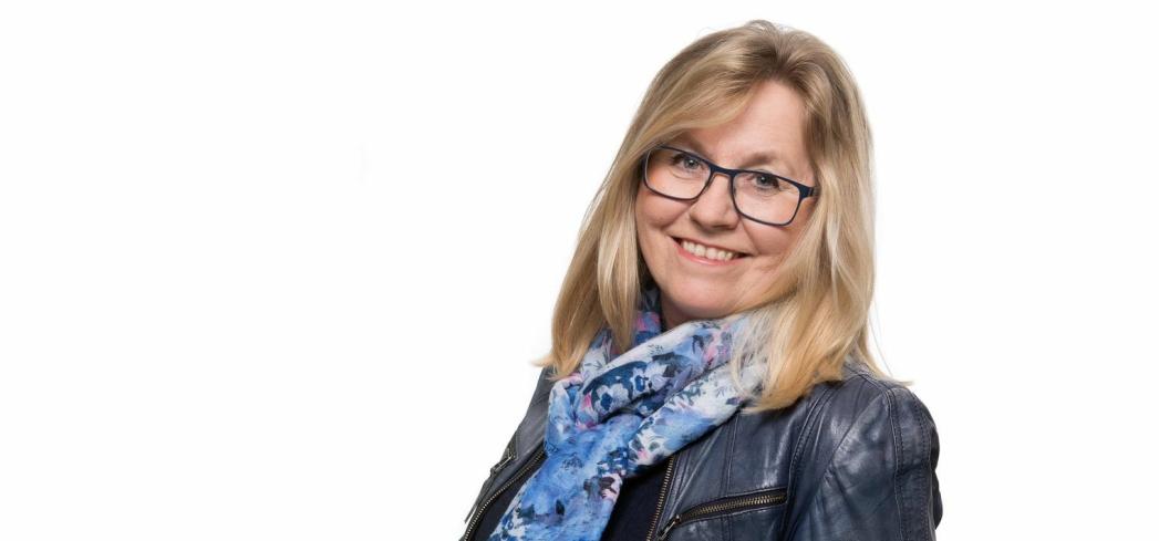 SKREV TIL UNGDOM: Anne Kristine Linnestad er stortingsrepresentant for Akershus Høyre. Foto: Privat