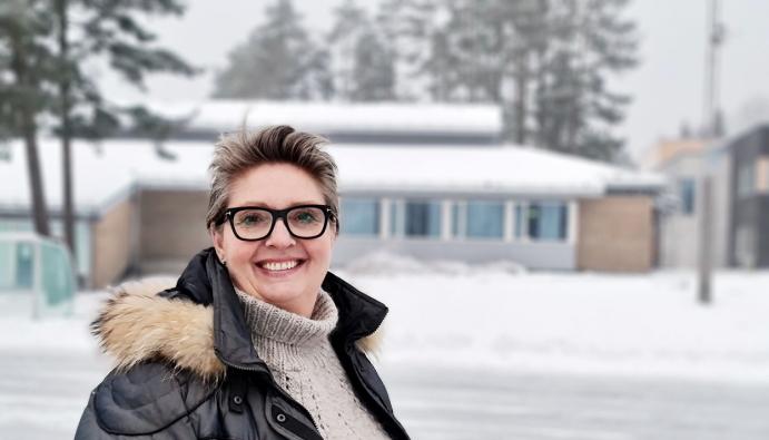 LEDET PROSESSEN: Ordfører Hanne Opdan har valgt å tiltre som leder i ansettelsesutvalget i den konkrete saken.