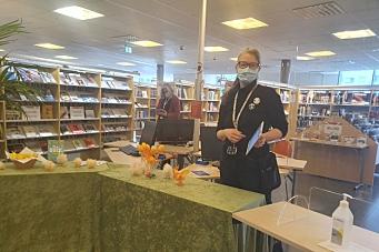 Bestill og hent bøker og fritidsutstyr til påske