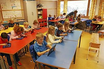 Åpner tilsyn på elleve skoler