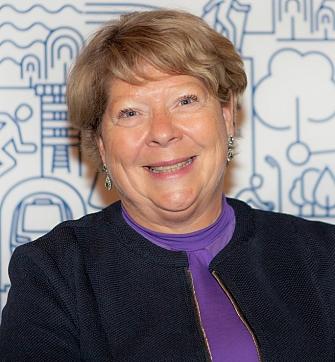Jane Short Aurlien. Foto: Jan Walbeck