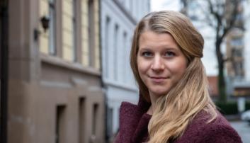 ET FELLES LØFT FOR FJORDEN: Ida Lindtveit Røse (KrF) mener tiltakene i planen vil være et felles løft for fjorden. Foto: Privat