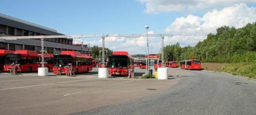 – Alle busslinjer kan bli berørt av storstreiken