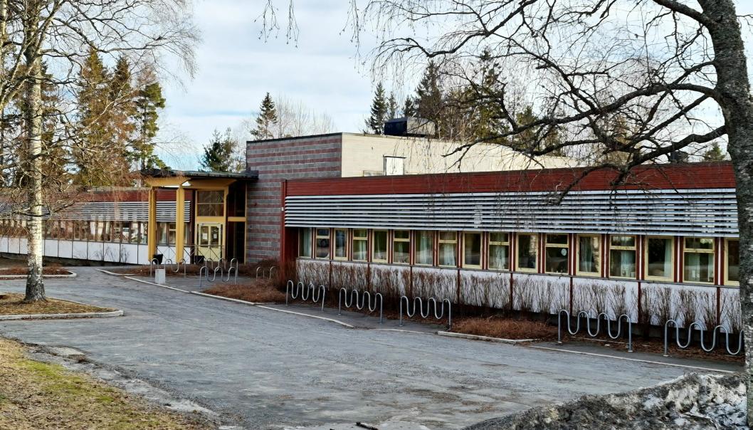 UTSLITT: Sofiemyr skole skal bli ny. Kommunestyret ville først bygge ny skole på samme tomt. Nå kan en annen løsning bli realitet.