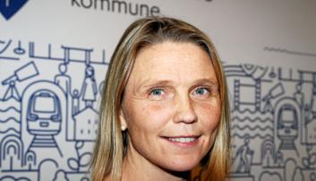 UTVALGSLEDER: Camilla Hille (V) er leder i Utvalg for oppvekst, idrett og kultur i Nordre Follo.