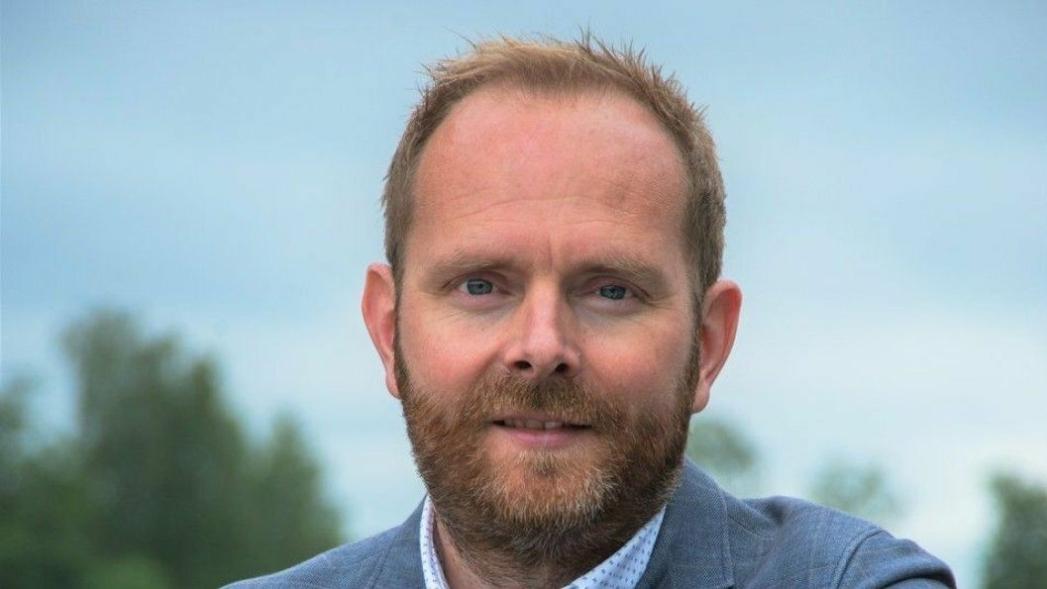 SKUFFET: Gruppeleder Oddbjørn Lager Nesje i Nordre Follo Arbeiderparti sier han er skuffet over partiets vedtak på landsmøtet. Foto: Sølvi Strifeldt