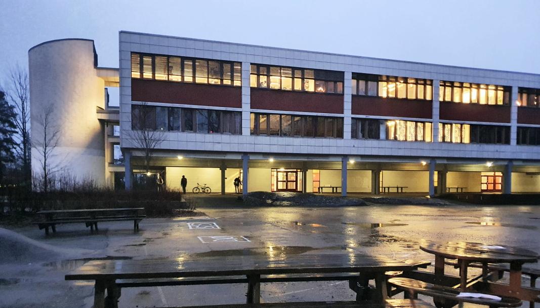 MER SMITTE: Fløysbonn skole er en av de kommunale virksomhetene som igjen er utsatt for koronasmitte.