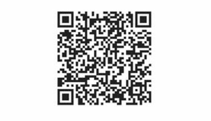 BLI MED: For påmelding for førsteklasses fotball – jenter 2015, scan denne QR-koden: