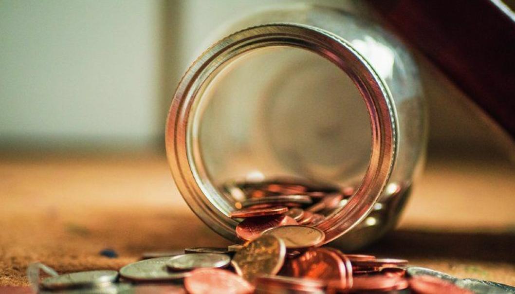PENGER TIL FORDELING: Kommunen har fått et ny pott korona-millioner som skal gå til lokalt næringsliv.