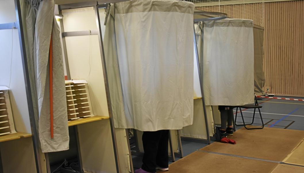 ENGASJEMENT: – Til høsten kan du være med på å bestemme hvem som skal styre landet, og allerede neste år starter partiene jobben med å lage listeforslag til neste kommunevalg. Kanskje er det nettopp ditt navn som står på en valgliste til kommune- og fylkestingsvalget i 2023, skriver Oddbjørn Lager Nesje.