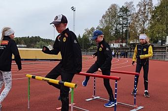 Bli med på friidrettsskole