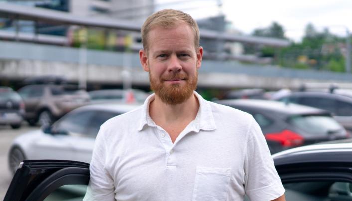 KOMMER MED TILSVAR: Simen Rudi, kommunikasjonssjef i Fremtind Forsikring AS.