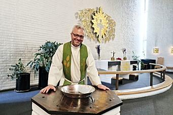 Inviterer til drop-in-dåp