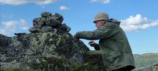 Villblomstenes dag på Svartskog
