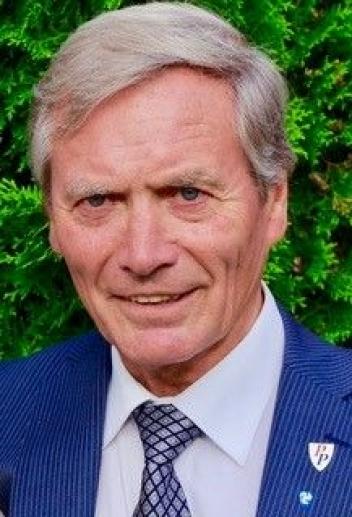 TAR SELVKRITIKK: Gruppeleder for Pensjonistpartiet i Nordre Follo, Ola Øygard, er ikke redd for å innrømme noe.