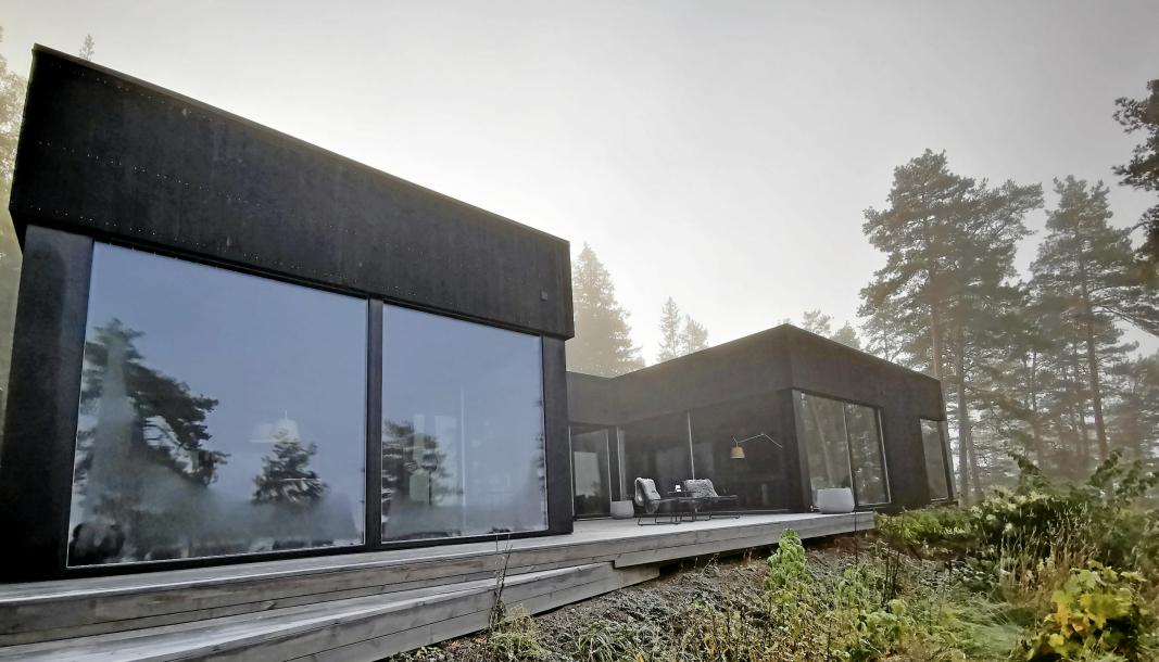 Svartskogveien 4: 1420 Svartskog. 240 m2. Byggeår: 2018. Solgt for: 22,2 mill.