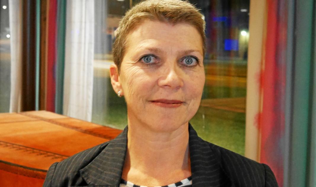 TAR TIL MOTMÆLE: Anne-Beth Skrede (Ap), sier det hverken er kommunens ansvar eller samfunnskritisk å sørge for lokaler til private tannlegetjenester.
