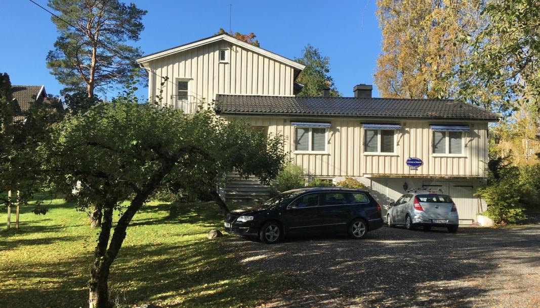 KAN DET REDDES? I leserinnlegget foreslår Karen Lorch-Falch Lind at tannlegene Lundeby og Treider restaurerer og utvikler tannlegehuset de har i dag.