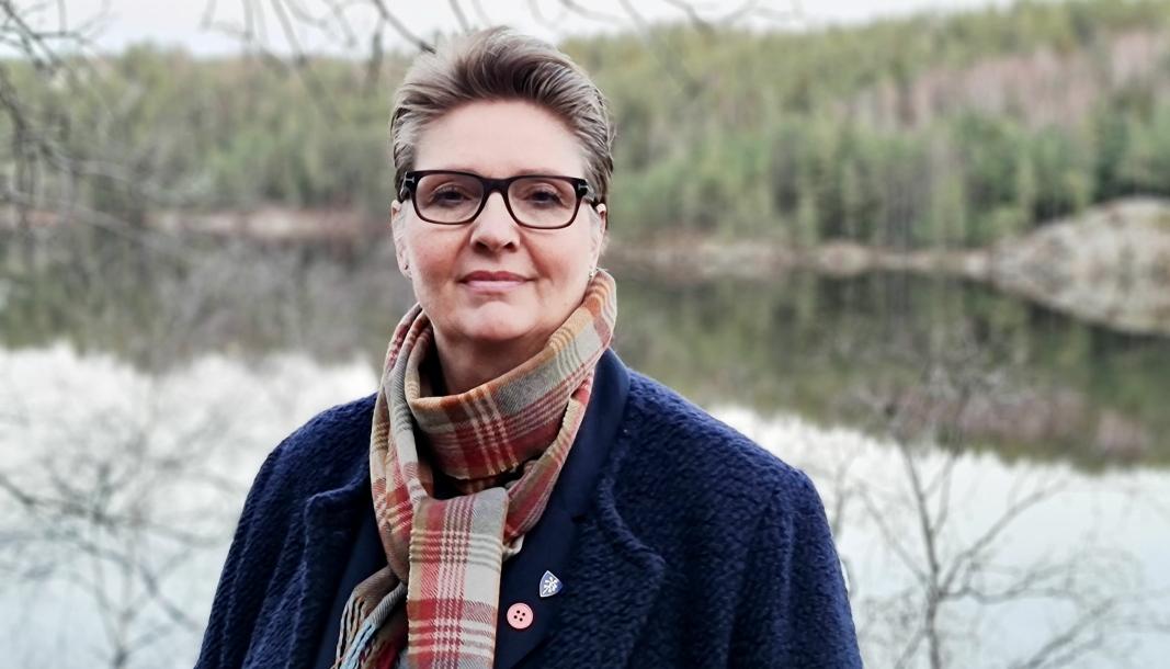 ORDFØRER: Hanne Opdan er ordfører i Nordre Follo kommune.