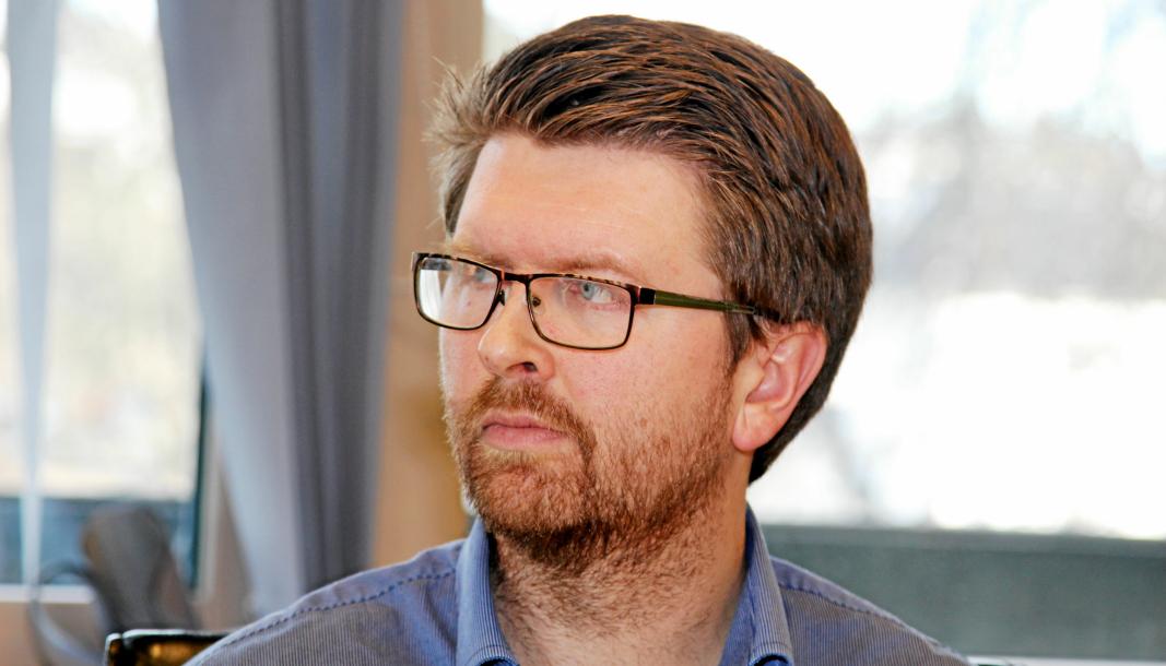 VARAORDFØRER: Hans Martin Enger er varaordfører i Nordre Follo kommune.