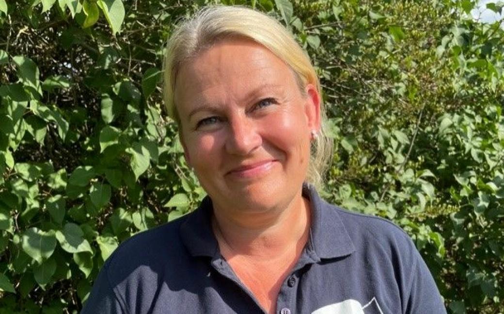 KJEMPER FORTSATT: Høyre-politiker Cecilie Dahl-Jørgensen Pind sier vi må fortsette kampen for at det ikke gis rom for hat og rasisme.