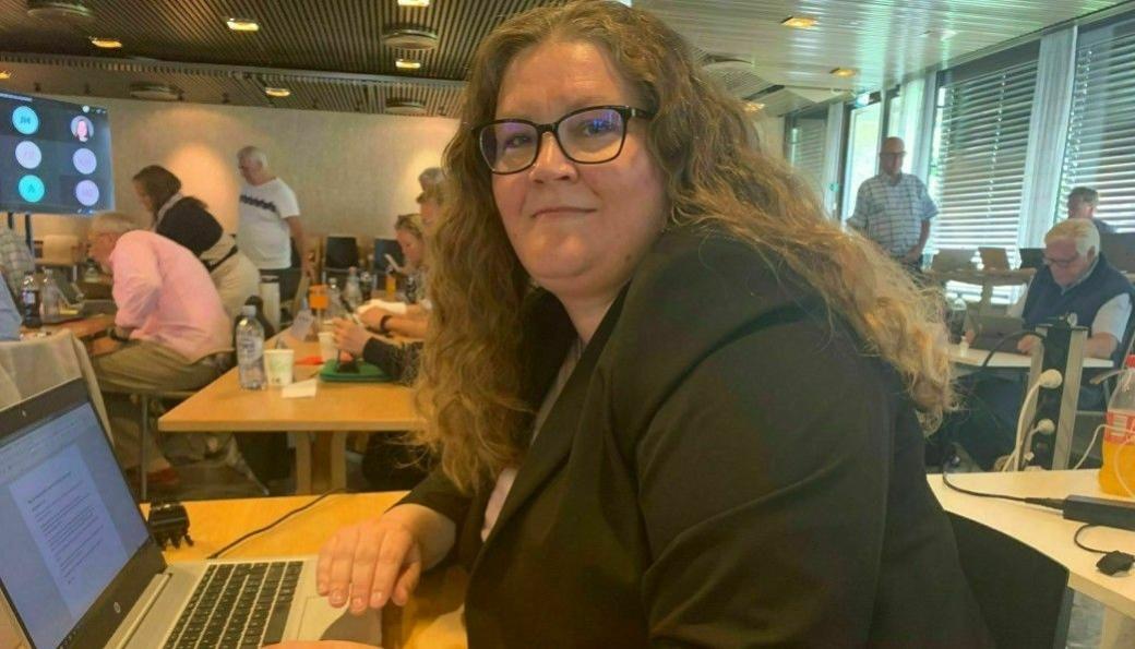 BODDE I OSLO: Gruppeleder for SV, Elin Skifjell, bodde i Oslo da terroren traff regjeringskvartalet og Utøya.