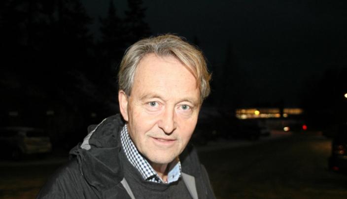 REPRESENTERER GRUNNEIER: Terje Rønning jobber som innleid konsulent for Åsland Næringspark Eiendom (ÅNE).