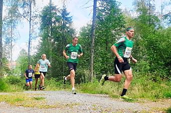 Tredje strake seier i Grønliåsen Rundt