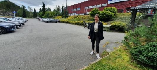 Håper på salgsstart for Volvo-tomten om ett år