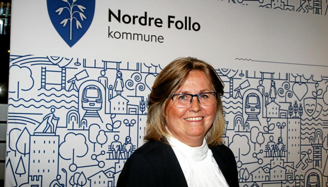 VIL PÅ TINGET: Anne Kristine Linnestad er Stortingskandidat for Høyre i Akershus