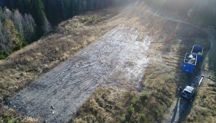 HØSTEN 2019: Bildet er fra høsten 2019. Kilde: Nordre Follo kommune