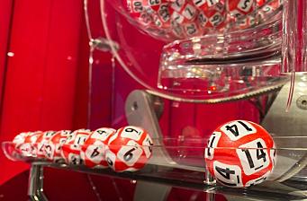 Vant 5 mill. i Lotto