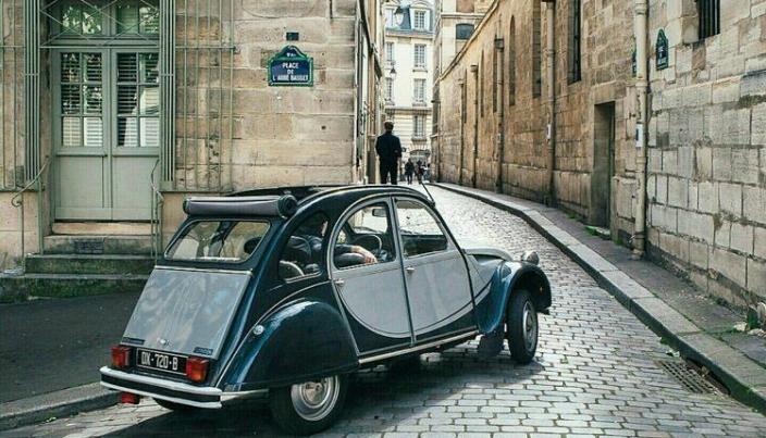 POPULÆR: Citroën 2CV har fått kultstatus over hele verden.