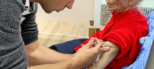 Tilbyr gratis influensavaksine til risikogruppene