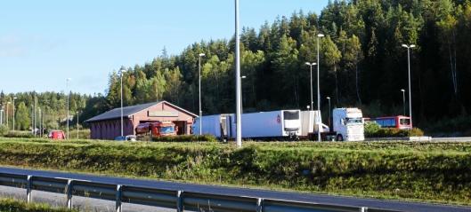 Kjørte varebil med overlast på 2,2 tonn