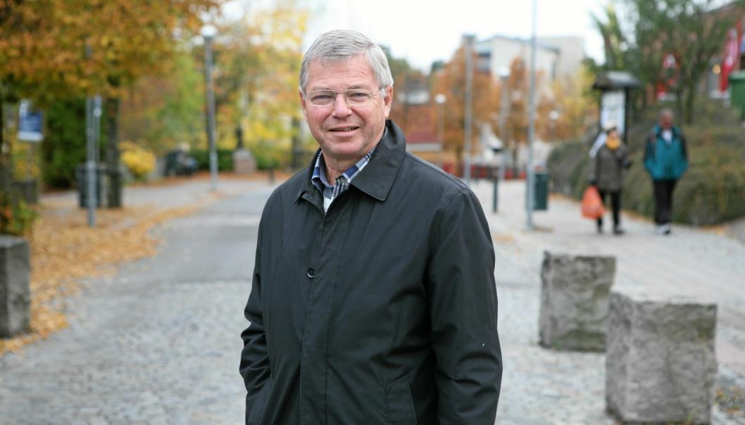 MÅ VISE BREDDE: Det er Kjell Magne Bondeviks viktigste råd til partiet han en gang styrte.