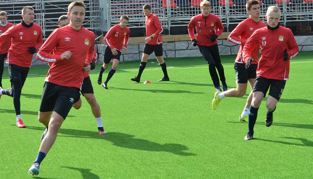 FÅR ROS: Ifølge tidligere sportslig leder i Stjørdals-Blink, Ove Halsan, er tilbakemeldingene fra andre klubber fantastiske.